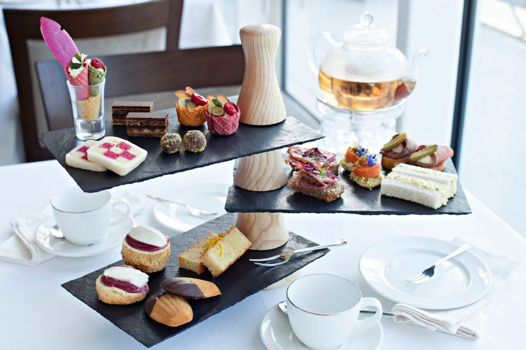 The Kingsley Hotel- Afternoon Tea- Finger food- Delicate- pasteries